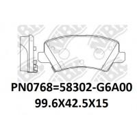 58302G6A00 D11409MH (R) TACOS KIA PICANTO 2017- 58302-G6A00