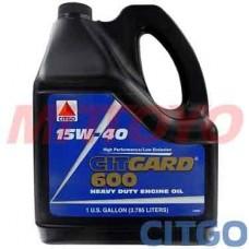 ACEITE CITGO CITGARD 600 15W40 GALON 622615001180