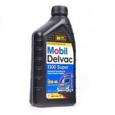 ACEITE MOBIL DELVAC 1300 SUP 15W40 API CK-4 / SN  6/1 CUARTO
