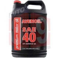 AVENOIL PREMIUM ACEITE SAE40 GALON
