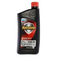 CHEVRON HAVOLINE 10W-30 GF5 SN MOTOR OIL 12/1 CUARTO