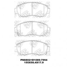D1089-7994 TACOS HONDA ODYSSEY 2004- 2011- CRV 2010- ACURA RDX 2007-2012 CROSSTOUR 2010-2015 7994-MD1089 D1521-7994 D1089 AN743WK 45022-SHJ-A05 45022-