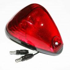 LAMPARA CAPOT ROJO RED LEN RED ROJO LEDS 12V-30V 7 LEDS HY-088J-LED1