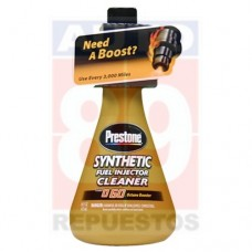 LIMPIADOR SYNTHETIC FUEL INJECTOR PRESTONE 16 OZ.
